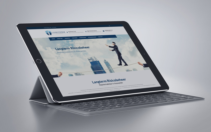 Website Langterm Risicobeheer