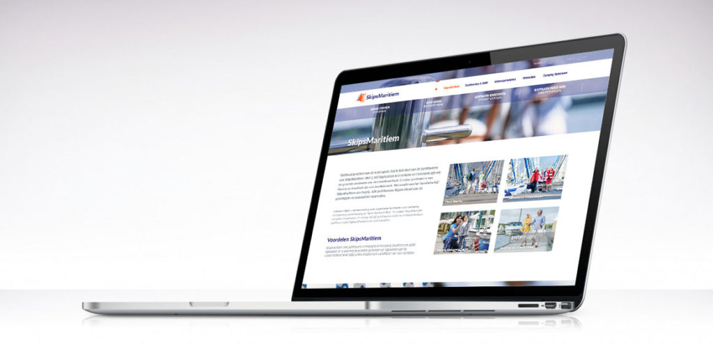 Online marketing SkipsMaritiem