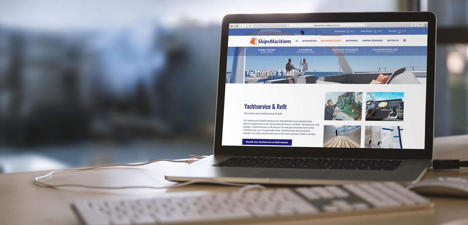 Online projecten SkipsMaritiem